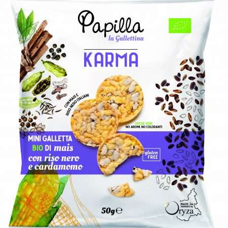 Papilla La Gallettina Karma