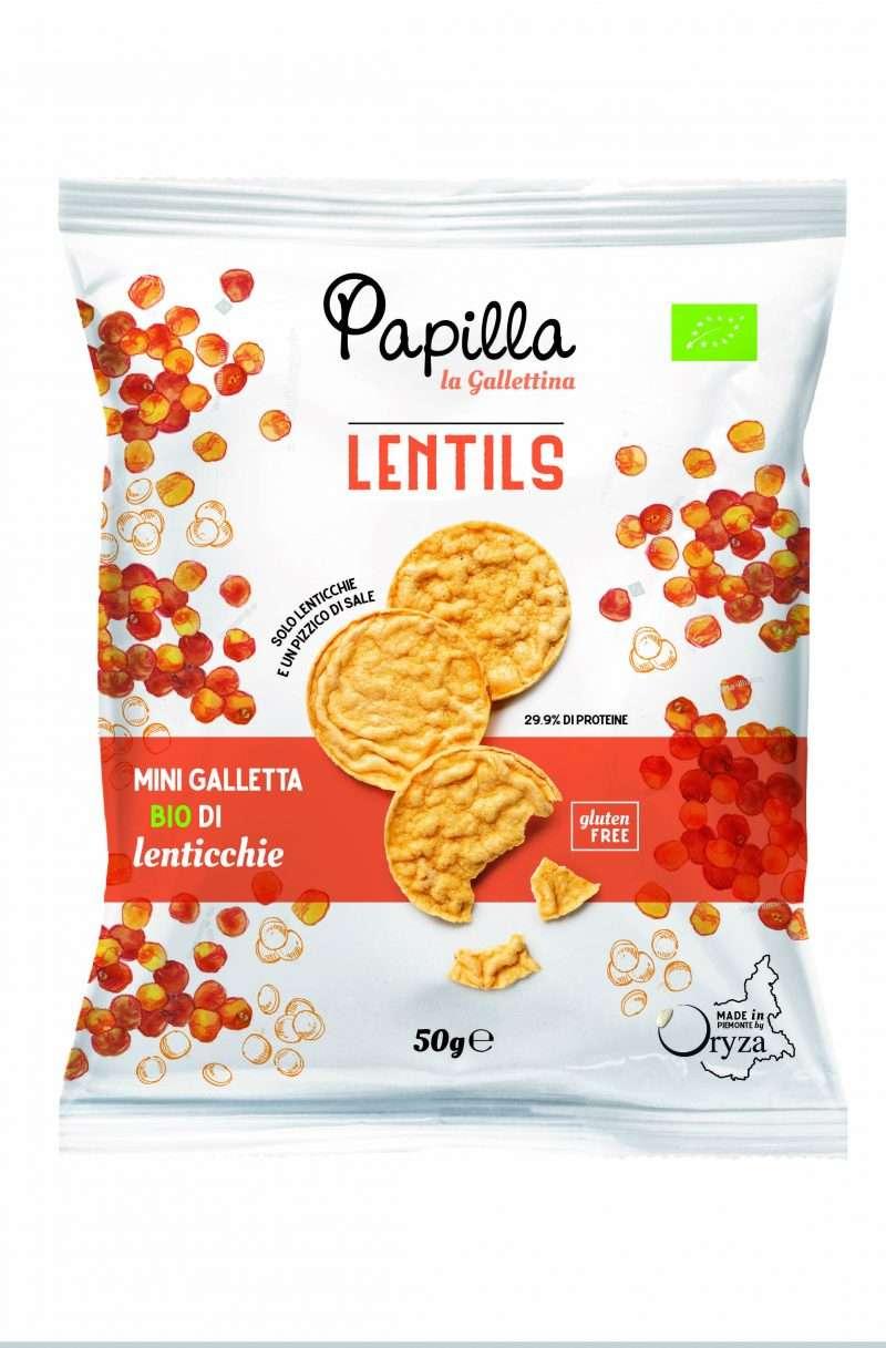 Papilla La Gallettina Lentils
